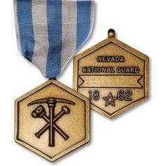 Nevada Commendation medal