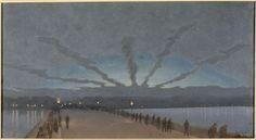 Charles Lacoste, La Main de l'ombre, 1896.