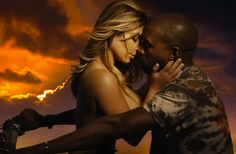 Kanye West Fumes to Kim Kardashian: Stop Acting! You're a Nice Person!
