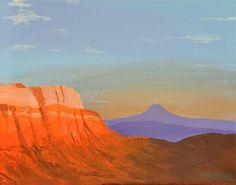 Western Landscape, Landscape Art, Western Nursery, Sedona Red Rock, Southwestern Art, Lynda Carter, The World's Greatest, Warm Colors, Back Home