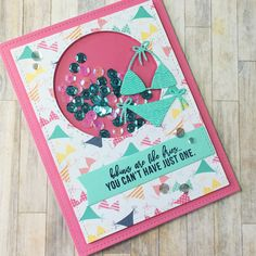 10 Cards 1 Kit   Simon Says Stamp   July 2017   By Scrapbena Creations on YouTube