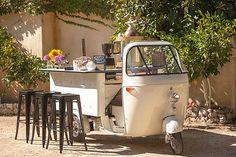 Cafe Scooteria Vintage Food Trucks