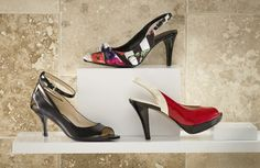 Closed toe, open toe, or peep toe. Which shoe are you? #SteinMart