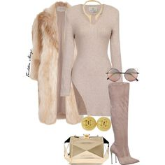 """"""" by monroestyles ❤ featuring River Island, Le Silla, Giuseppe Zanotti, Love Moschino, Linda Farrow and Chanel Lila Outfits, Classy Outfits, Stylish Outfits, Look Fashion, Fashion Outfits, Womens Fashion, Fashion Trends, Fashion Ideas, Mode Glamour"""