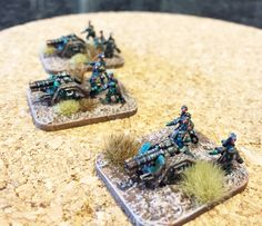 Fawcett Avenue Conscripts: Epic 30k - Sons of Horus Artillery Support