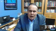 HANGOUT DR. LAIR RIBEIRO: TEMA MUDE SUA ALIMENTAÇÃO, MUDE SUA VIDA
