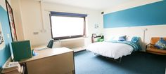 Bright, Modern Student Accommodation at Chandos Hall in Manchester Manchester City Centre, Student, Bright, Bed, Modern, Furniture, Home Decor, Trendy Tree, Decoration Home