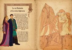 le roi et la reine de Dalindra by uriko33