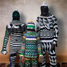 Phyllis Galembo's pictures reflect the ritual adornment and spirituality of masquerade in Nigeria, Benin and Burkina Faso in West Africa. Arte Tribal, Tribal Art, African Masks, African Art, African Culture, African Style, Boogie Monster, Fotojournalismus, Textiles Y Moda