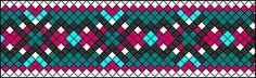 Normal patterns - friendship-bracelets.net TUTOS BRACELETS BRESILIENS