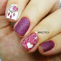 70 Stunning Dream Catcher Nail Designs, When you get a terrible dream or worse, a nightmare, odds are your day is going to be ruined and in you're going to be in zombie mode. Nail Designs Pictures, Long Nail Designs, Beautiful Nail Designs, Cute Nail Designs, Indian Nail Designs, Great Nails, Cute Nails, Short Nails, Long Nails