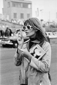 Francoise Hardy // French style icon