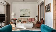Hoy quiero mostraros un interiorismo realizado por el estudio de Luisa Olazábal, y me parece de una gran sutileza, elegancia que a la vez lo...