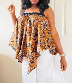 African Fashion Dresses, African Dress, Fashion Outfits, Baby African Clothes, African Print Dress Designs, African Tops, Ankara Gown Styles, Ankara Tops, Kids Frocks