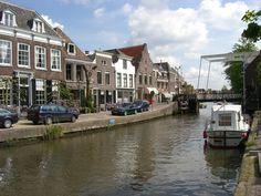 Maarssen, my village.