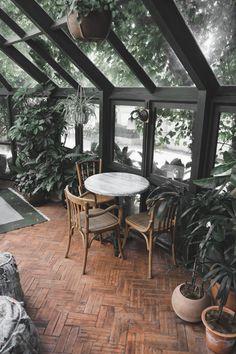 Cafe Interior, Gazebo, Shed, Outdoor Structures, Patio, Outdoor Decor, Home Decor, Kiosk, Decoration Home