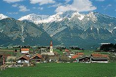 Tulfes, Austria , Alps