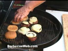 Barbecue and Grilling ... : Hamburger Recipes for the Barbeque Grill