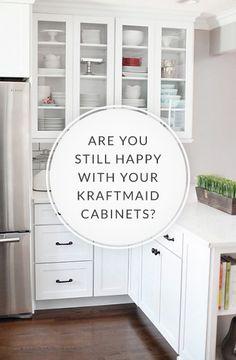 Q+A: KraftMaid Kitchen Cabinets