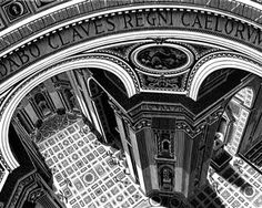 Inside St. Peter's, Rome - M.C. Escher