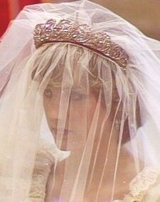 *DIANA FRANCES SPENCER ~ Wedding, July 29, 1981, St. Paul's Cathedral, London