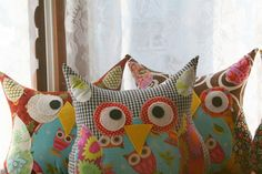 Stuffy Who Owls