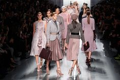 French Clothing Styles For Women | ... women's ready-to-wear fashion show for French fashion house Dior