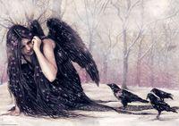 Heye Pussel: Favole, Raven by Victoria Frances 1000