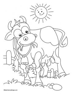 Kid Eating Snowflakes Coloring Pages Free