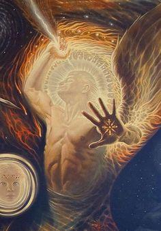 Arcángel Sandalphon es un ángel de la música y la oración. Él contesta las oraciones y ayuda con mayor comunicación y expresión. Él asegura que nuestras palabras son amables y gentiles y que nos digan la verdad. Turquesa se dice que sintonizarse con Sandalphon, pero yo siempre lo asocian con tonos tierra, marrones, dorados, bronce. Él ha sabido atraer el dinero, el éxito y el amor y tiene poderes de tutela, la curación, el coraje, la suerte y la amistad. Muy fuerte, poderoso, amoroso…