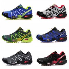 069cca666b24 ... 2013 New Zapatillas Salomon shoes Speedcross 3 Running Shoes Men women  Ourdoor Sport Athletic Shoes ...
