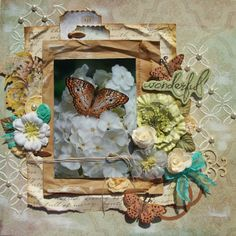Michelle's Scrap Designs: Wonderful. Hope Chest collection by Pink Paislee
