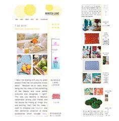Mimosa Lane Blog   Decorum Product Scoop   July 2014 #MimosaLaneBlog #Decorum