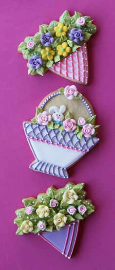 amazing cookies❥ http://pinterest.com/martablasco/