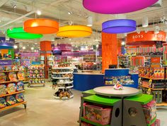 Toy Store | Retail Design | Store Interiors | Shop Design | Visual Merchandising | Retail Store Interior Design |