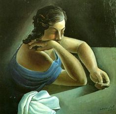 Thought, 1925