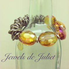 Allure bracelet by jewelsdejuliet on Instagram and Facebook