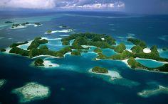 Les îles Galápagos - océan pacifique