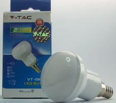 LAMPADINA LED V-TAC base E14 LUCE BIANCO FREDDO