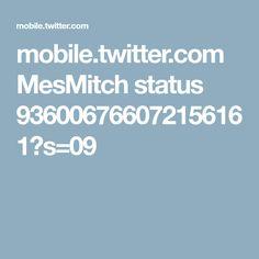 mobile.twitter.com MesMitch status 936006766072156161?s=09