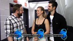 Golden Skate Interview with Madison Hubbell & Zachary Donohue