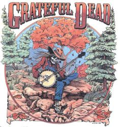 grateful dead art/ artguy chuck,