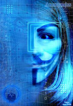 #Anonymiss Art Of Revolution Edition AnonzWorldz