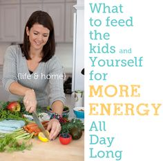 Awesome tips and two amazing recipes for eating for energy (my families been devouring the protein bars all week). ** Quinoa granola recipe at the bottom** Healthy Cooking, Get Healthy, Healthy Life, Healthy Snacks, Healthy Living, Healthy Recipes, Eating Healthy, Clean Eating, Protein Bar Recipes