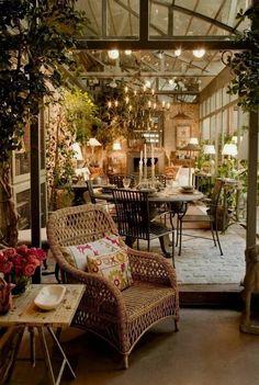 34+ Stunning Conservatory Kitchen Ideas #kitchendecor #kitchendesign #kitchenideas ~ Gorgeous House