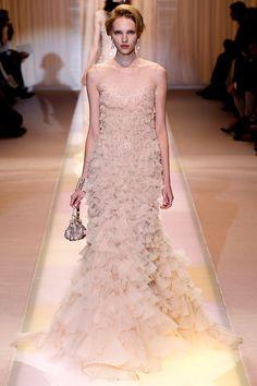 Armani Prive Haute Couture - Pasarela