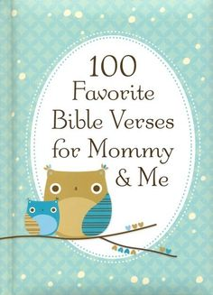 """[""""What+better+way+to+bless+a+mother+and+child+than+with+uplifting,+comforting+thoughts+from+God's+Word?+This+collection+offers+100+Bible+verses+from+the+International+Children's+Bible+(ICB)+and+the+New+King+James+Version+(NKJV)+of+the+Bible,+each+accompanied+with+a+reflective+writing.+<br><br>In+<i>100+Favorite+Bible+Verses+for+Mommy+&+Me<\/i>,+fifty+verses+encourage+mom+during+both+her+sweetest+and+her+most+challenging+moments,+while+the+other+50+verses+plant+God's+words+in+the+heart+of..."""