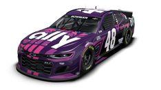 2021 #48 Hendrick Motorsports paint schemes Nascar News, Classic Race Cars, New Drivers, Paint Schemes, Fun At Work, Sport, Motor, New Look, Chevrolet