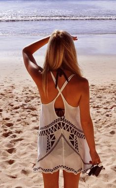 pretty swim suit cover up