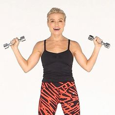 5 Fast Moves for Stronger, Leaner Arms with Tracy Anderson | Health.com #HEALTHxTA